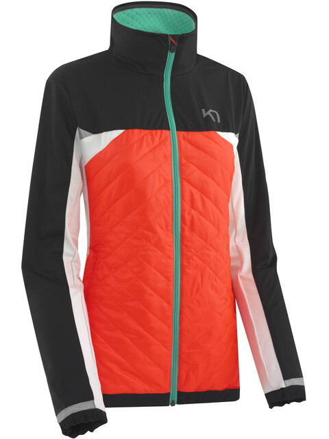 Kari Traa W's Siri Jacket Coral